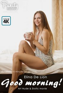 "Elina De Lion ""Good morning!"""